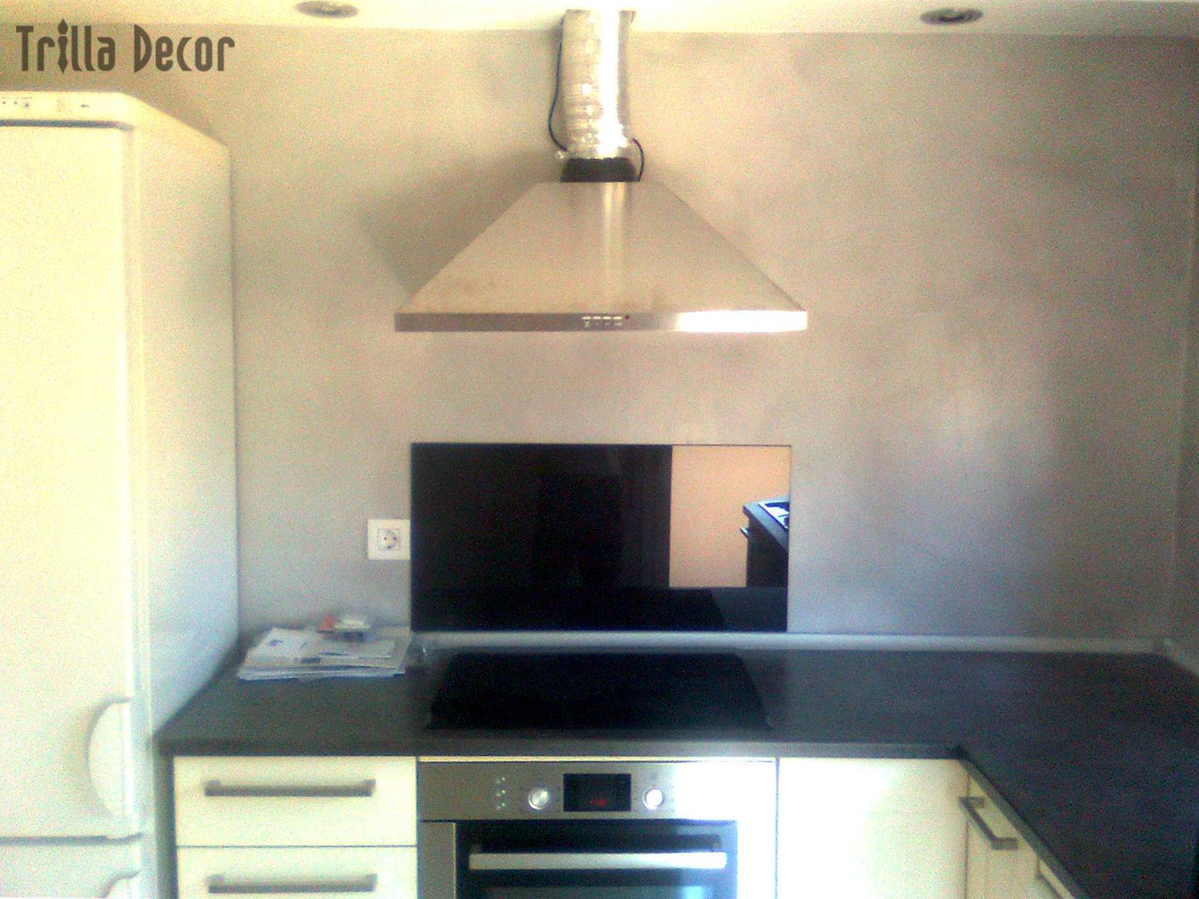 Microcemento for Microcemento paredes cocina