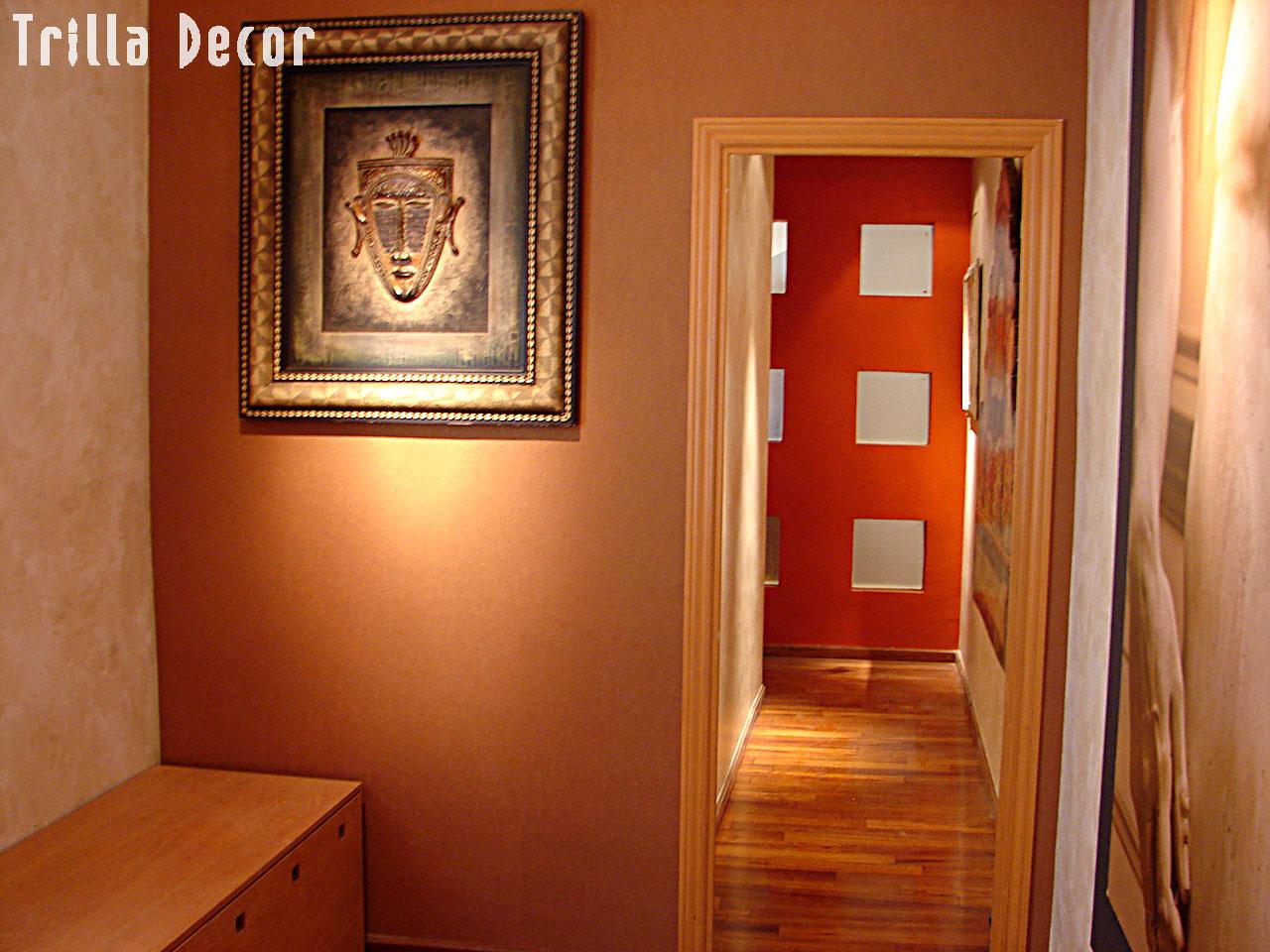 Papel pintado color marr n for Papel pintado color marron